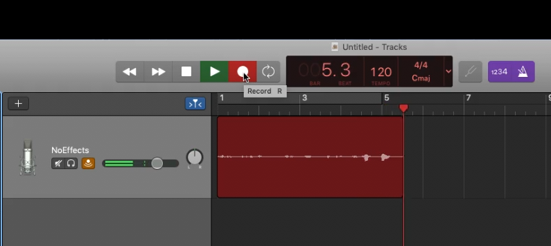 Podcast Patch File for GarageBand